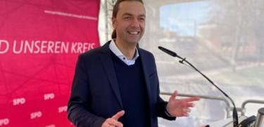 Bernd Lynack bei seiner Nominierung