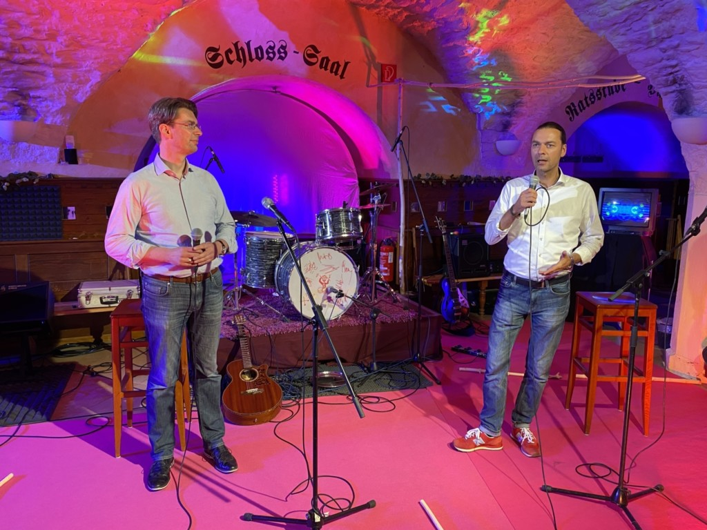 Meyer & Lynack im Kulturstream